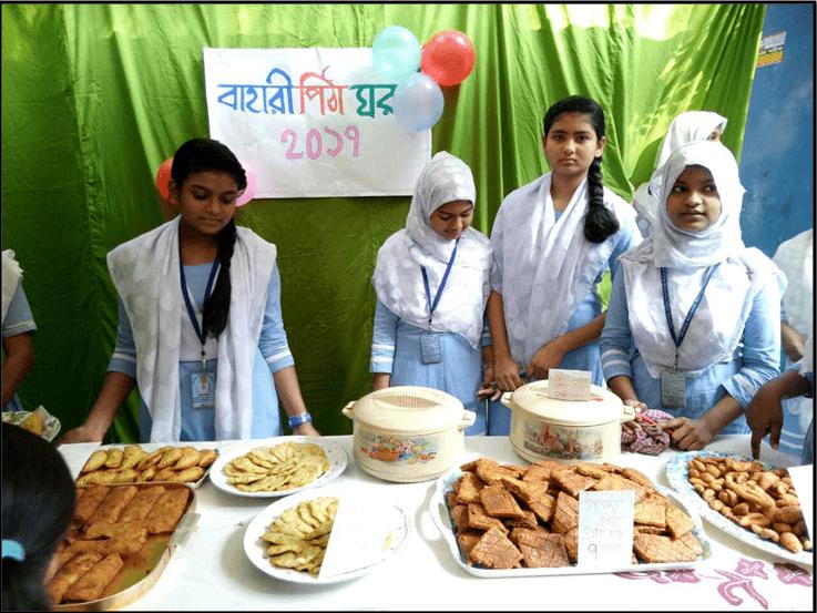 Pitha Uthshob 2017